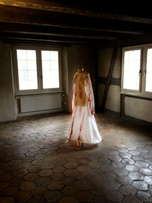 ANGEL OF BLOOD / Museum Bärengasse Zurich / 2013